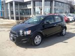 2012 Chevrolet Sonic LT 0 DOWN REAL PRICING in Winnipeg, Manitoba