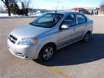 2011 Chevrolet Aveo LS in Winnipeg, Manitoba