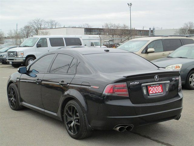 2008 acura tl type s navigation brampton ontario used. Black Bedroom Furniture Sets. Home Design Ideas