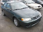 2001 Toyota Corolla auto,ac,pwr locks,130k,fnc.avlb,no crdt,no prbl.warranty available in Ottawa, Ontario