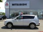2012 Mitsubishi Outlander XLS! LEATHER! NAVI! ROCKFORD! in Mississauga, Ontario