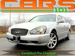 2003 Infiniti Q45 EX-V6 5AT ** COMES CERTIFIED AND EMISSION TESTED* in Pickering, Ontario