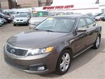 2009 Kia Magentis LX-V6 w/Luxury, Leather, Navigation. in Calgary, Alberta