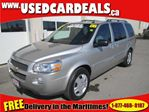 2008 Chevrolet Uplander Lt Ext 3.9L Dvd Fully Equipped Cruise in Saint John, New Brunswick