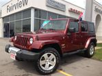2010 Jeep Wrangler Unlimited READY FOR SUMMER..WRANGLER WEATHER.. in Burlington, Ontario