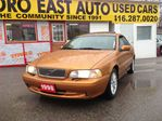 1998 Volvo C70 AUTOLEATHER / ROOF/ ALLOYS..... / SOLD in Scarborough, Ontario