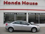2008 Pontiac G6 SE1 - One Local Owner in Chatham, Ontario