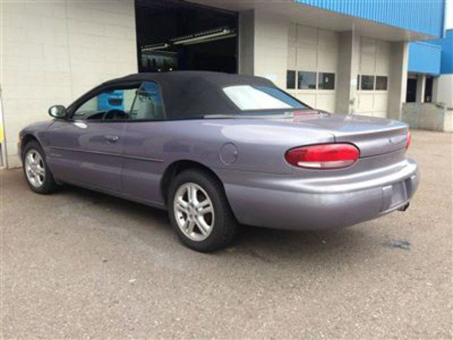 1997 chrysler sebring jxi coquitlam british columbia. Cars Review. Best American Auto & Cars Review
