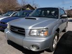2004 Subaru Forester XT-LEATHER-SUNROOF in Scarborough, Ontario