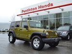 2008 Jeep Wrangler Unlimited X 4X4 in Penticton, British Columbia