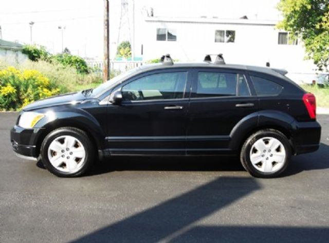 2007 dodge caliber sxt black mint auto sales. Black Bedroom Furniture Sets. Home Design Ideas