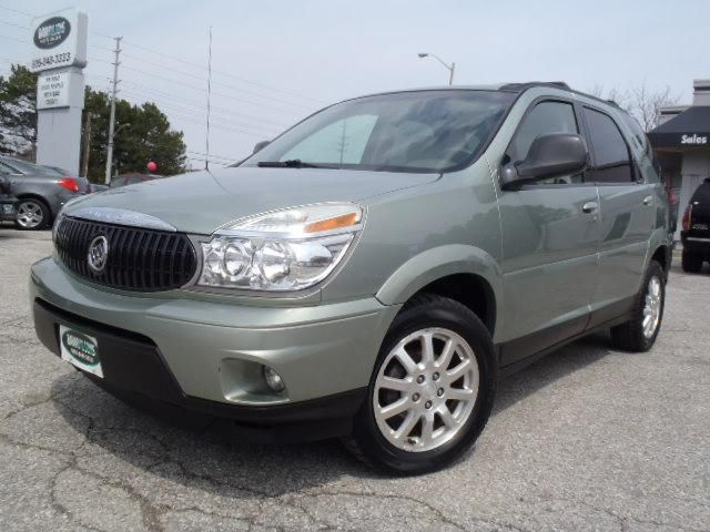 2006 buick rendezvous cx mississauga ontario used car. Black Bedroom Furniture Sets. Home Design Ideas
