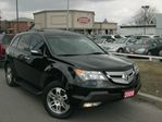 2008 Acura MDX NAVIGATION BACK-UP CAMERA SUV in Scarborough, Ontario