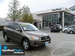 2010 Toyota RAV4 2WD  in Port Moody, British Columbia