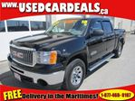 2010 GMC Sierra 1500 V8 4X4 Crew Fully Equipped Alloys in Saint John, New Brunswick