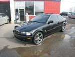 2003 BMW 325 LEATHER /SUNROOF/ LOADED/ CERTIFIED/6 MONTHS WARRANTY in Calgary, Alberta