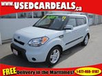2011 Kia Soul 2.0L Htd Seats Fully Equipped Cruise in Saint John, New Brunswick