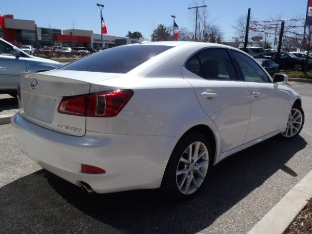 2012 lexus is 250 awd mississauga ontario used car for sale. Black Bedroom Furniture Sets. Home Design Ideas
