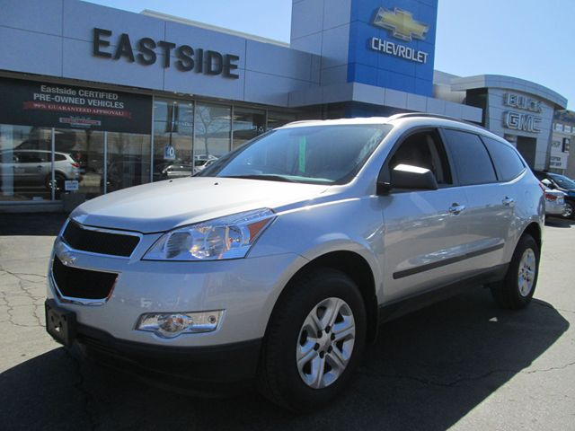 2011 chevrolet traverse ls markham ontario used car for. Black Bedroom Furniture Sets. Home Design Ideas