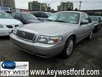 2011 Mercury Grand Marquis LS Ultimate Leather 6 pass full size in New Westminster, British Columbia