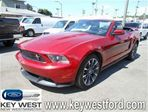 2011 Ford Mustang GT Convertible 19'wheels Sync Heated Seats in New Westminster, British Columbia