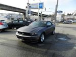 2012 Ford Mustang V6 Premium Convertible 17'wheels Sync Mykey in New Westminster, British Columbia