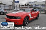 2012 Ford Mustang Roush Stage 3 Convertible V8 Leather Sync in New Westminster, British Columbia