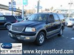 2003 Ford Expedition Eddie Bauer 4X4 Heated Seats Roof Bkup Sens 17 in New Westminster, British Columbia