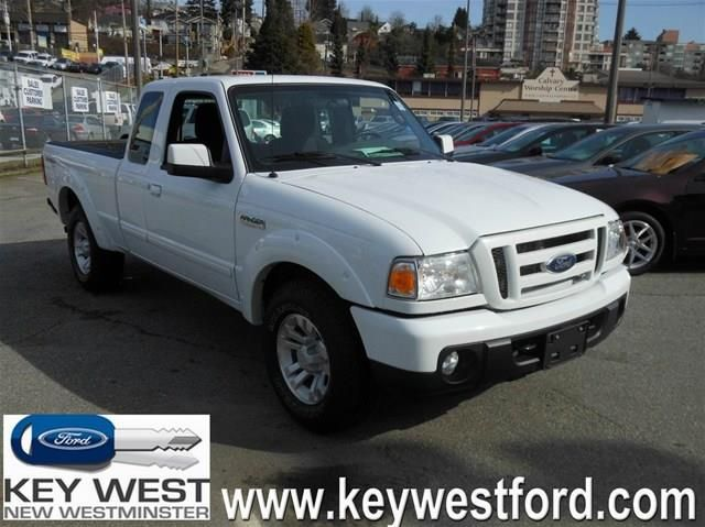 2011 ford ranger sport 4x4 supercab 6ft box new westminster british columbia used car for sale. Black Bedroom Furniture Sets. Home Design Ideas