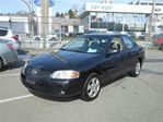 2004 Nissan Sentra 1.8L 5Spd Manual Low kilomers in New Westminster, British Columbia