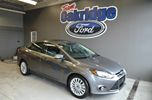 2012 Ford Focus Titanium, w Leather Bucket Seats & Sync in London, Ontario