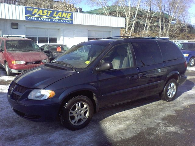 2002 dodge grand caravan sport minivan calgary alberta. Black Bedroom Furniture Sets. Home Design Ideas