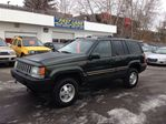 1995 Jeep Grand Cherokee Limited Sport Utility in Calgary, Alberta