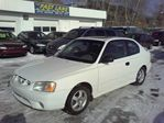 2002 Hyundai Accent GS Hatchback in Calgary, Alberta