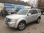 2009 Ford Escape Limited 4X4 W/ NAVIGATION, LEATHER AND ROOF in Toronto, Ontario