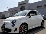 2013 Fiat 500 NEW Sport Turbo CHARGED!LEATHER! BLUETOOTH! in Thornhill, Ontario