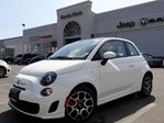 2013 Fiat 500 NEW Sport Turbo CHARGED!LEATHER, SUNROOF, BLUETOOT in Thornhill, Ontario