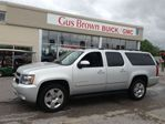 2010 Chevrolet Suburban 1500 LT Chrome Wheels, Leather seating in Whitby, Ontario
