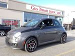 2012 Fiat 500 Sport, Leather Seating in Whitby, Ontario