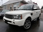 2007 Land Rover Range Rover Sport HSE  W/NAVIGATION in Scarborough, Ontario