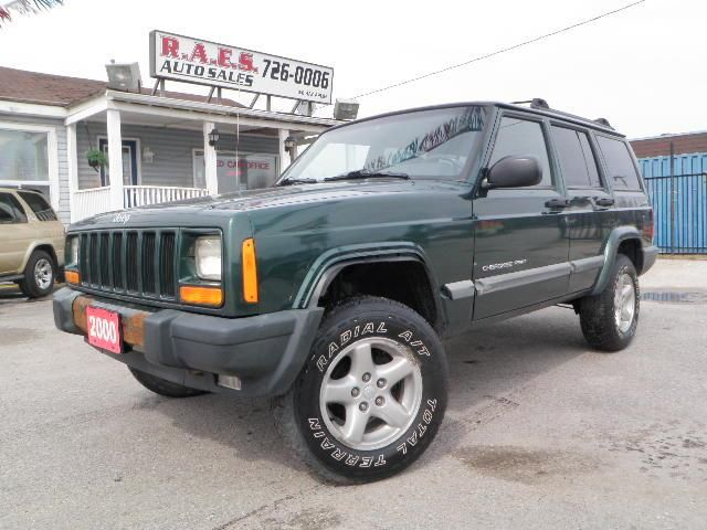 2000 jeep cherokee sport barrie ontario used car for sale. Cars Review. Best American Auto & Cars Review