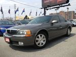2002 Lincoln LS AWD. SUNROOF. LEATHER. POWER OPTIONS in Scarborough, Ontario