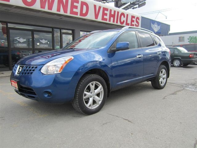 2010 nissan rogue sl 4cyl toronto ontario used car for sale. Black Bedroom Furniture Sets. Home Design Ideas