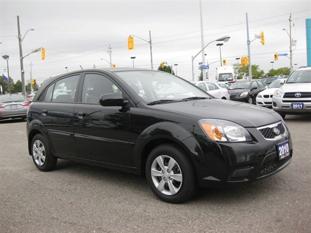 2010 kia rio 5 only 58k great on gas power options scarborough ontario used car for sale. Black Bedroom Furniture Sets. Home Design Ideas