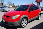 2003 Pontiac Vibe GT 6 speed Extra Clean in Ottawa, Ontario