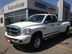 2007 Dodge RAM 3500 VERY RARE FIND.. DUALLY.. in Burlington, Ontario