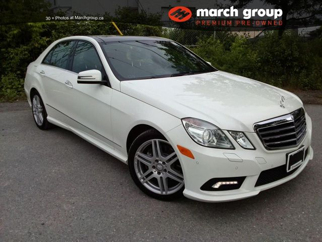 2010 mercedes benz e class e350 sedan ottawa ontario for Used mercedes benz e350 for sale