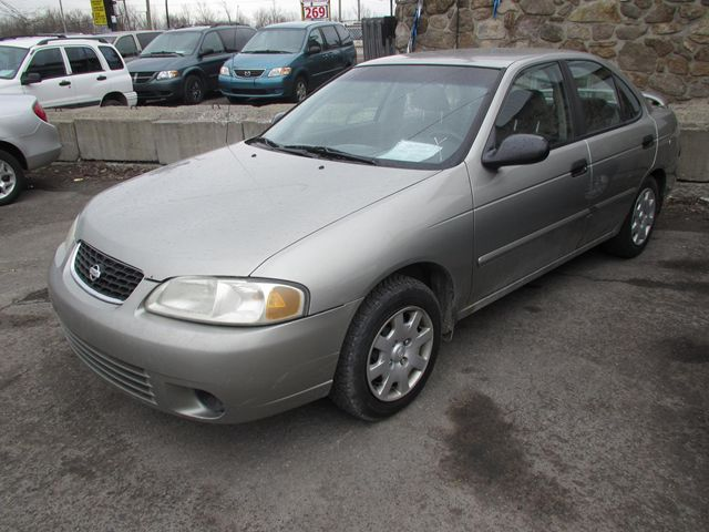 2001 nissan sentra xe garantie 1 ans laval quebec used. Black Bedroom Furniture Sets. Home Design Ideas