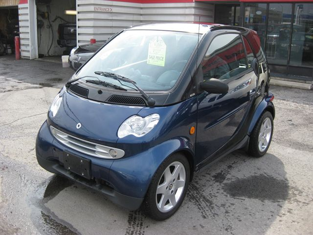 2006 smart fortwo diesel auto air pulse edition ottawa ontario used car for sale. Black Bedroom Furniture Sets. Home Design Ideas
