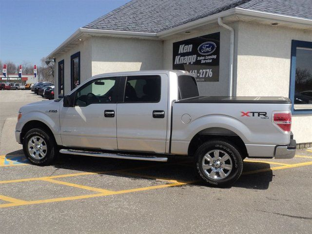 2011 ford f 150 xtr ecoboost sync automatic essex ontario used car for sale. Black Bedroom Furniture Sets. Home Design Ideas